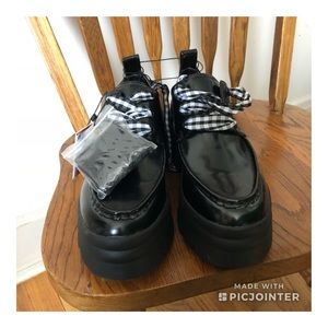 Zara Black Shoes 7.5